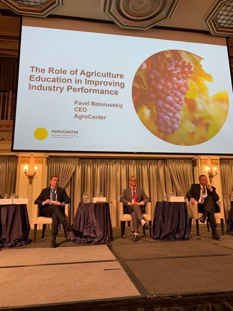 Developing Agriculture in Azerbaijan