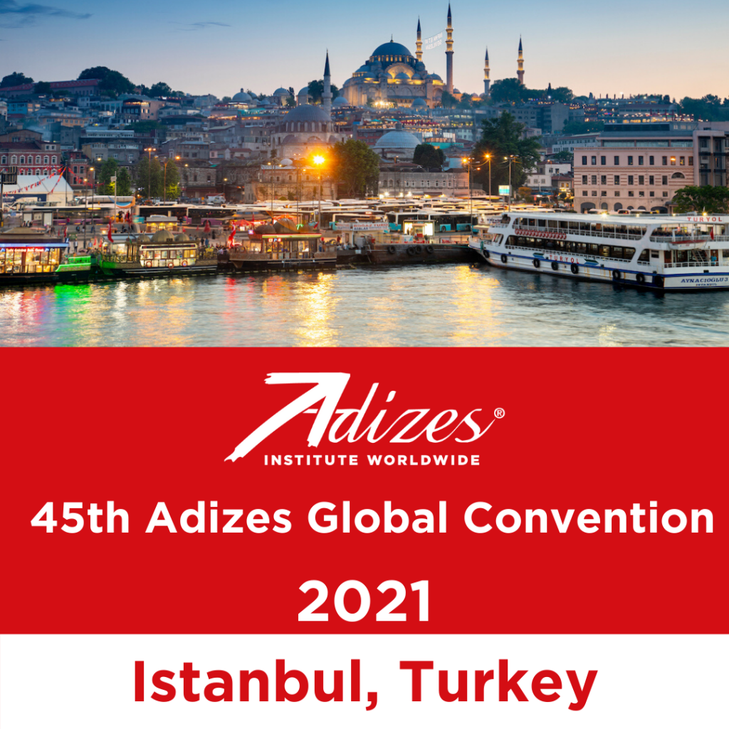 44th Adizes Global Convention